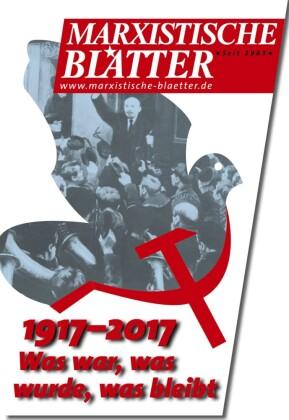 1917-2017 - Was war, was wurde, was bleibt