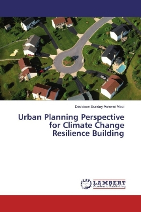 Urban Planning Perspective for Climate Change Resilience Building