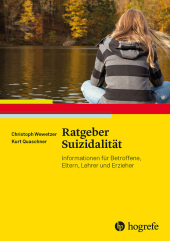 Ratgeber Suizidalität Cover