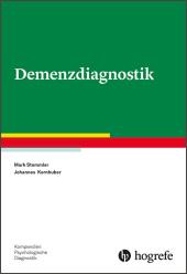 Demenzdiagnostik Cover