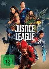 Justice League, 1 DVD