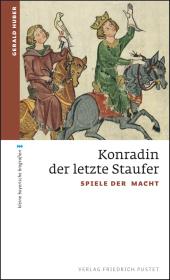 Konradin, der letzte Staufer Cover