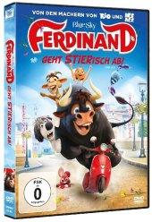 Ferdinand: Geht STIERisch ab!, 1 DVD Cover