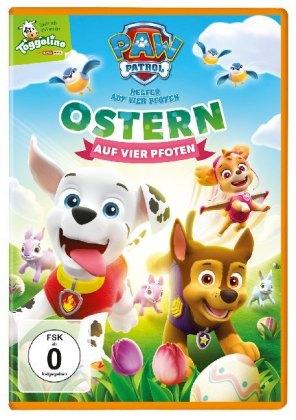 Paw Patrol - Ostern auf vier Pfoten, 1 DVD