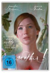 mother!, 1 DVD Cover