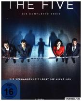 The Five - Die komplette Serie, 3 DVDs Cover