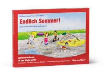 Endlich Sommer!, m. Audio-CD