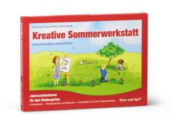 Kreative Sommerwerkstatt, m. Audio-CD