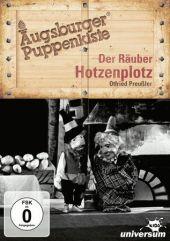 Augsburger Puppenkiste - Der Räuber Hotzenplotz, 1 DVD Cover