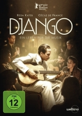 Django - Ein Leben für die Musik, 1 DVD Cover