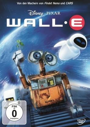 Wall-E, Der Letzte räumt die Erde auf, 1 DVD