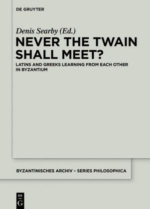 Never the Twain Shall Meet?