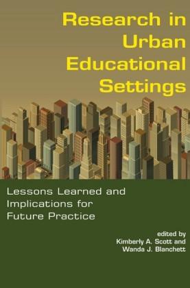 Research in Urban Educational Settings