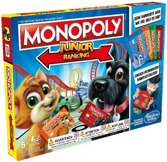 Monopoly Junior Banking (Kinderspiel)