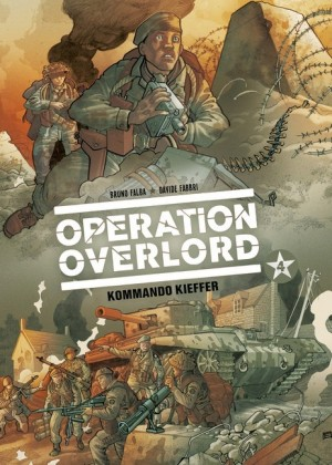 Operation Overlord, Band 4 - Kommando Kieffer
