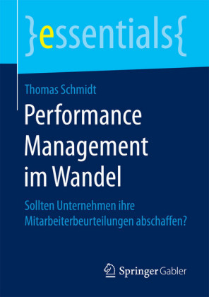 Performance Management im Wandel