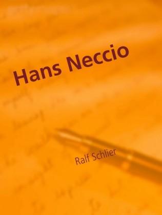 Hans Neccio - Ein Tagebuchroman