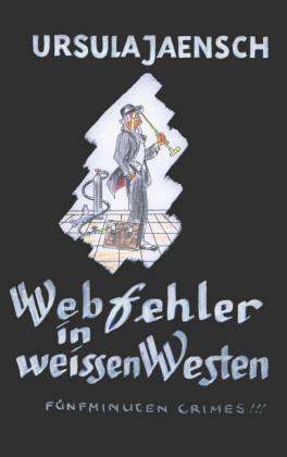 Webfehler in weissen Westen