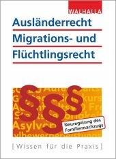 Ausländerrecht, Migrations- und Flüchtlingsrecht, Ausgabe 2018/2019 Cover