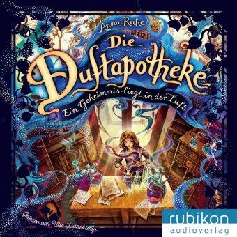 Die Duftapotheke - Ein Geheimnis liegt in der Luft, 1 MP3-CD