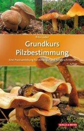 Grundkurs Pilzbestimmung Cover