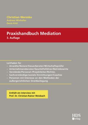 Praxishandbuch Mediation