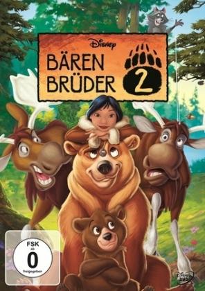 Bärenbrüder 2, 1 DVD