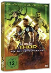 Thor: Tag der Entscheidung, 1 DVD Cover