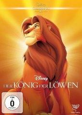 Der König der Löwen, 1 DVD Cover