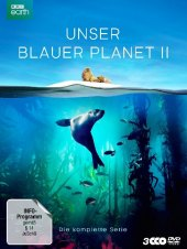 Unser blauer Planet 2, 3 DVD Cover