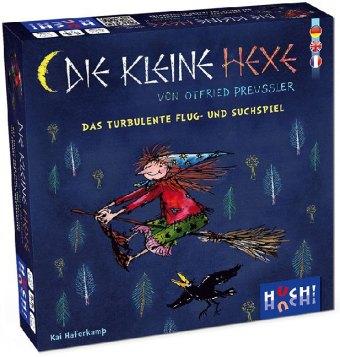 Die kleine Hexe - Heia, Walpurgisnacht (Kinderspiel)