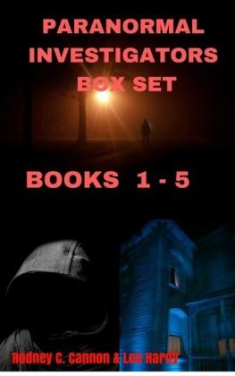 Paranormal Investigators Box Set
