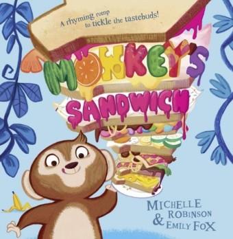 Monkey's Sandwich (Read Aloud)