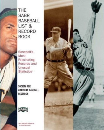 SABR Baseball List & Record Book