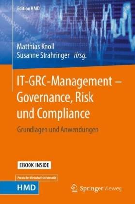 IT-GRC-Management - Governance, Risk und Compliance