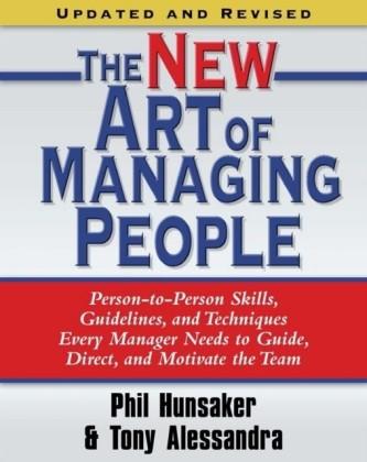 New Art of Managing People