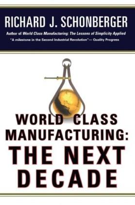 World Class Manufacturing: The Next Decade