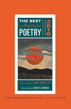 Best American Poetry 2010
