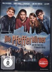 Die Pfefferkörner und der Fluch des schwarzen Königs, 1 DVD Cover