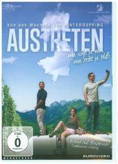 Austreten, 1 DVD Cover