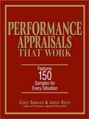 Performance Appraisals That Work