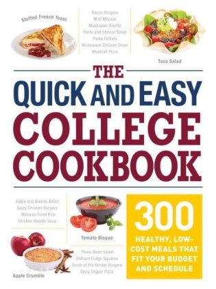 Quick and Easy College Cookbook