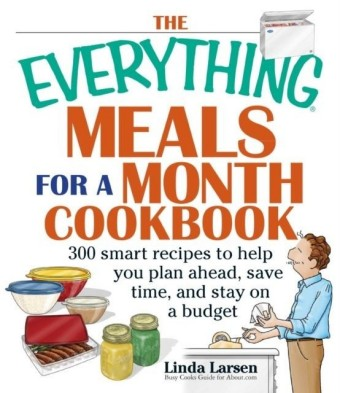 Everything Meals For A Month Cookbook