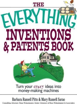 Everything Inventions And Patents Book