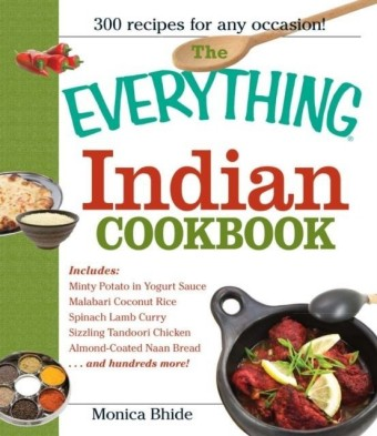 Everything Indian Cookbook