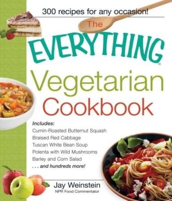 Everything Vegetarian Cookbook