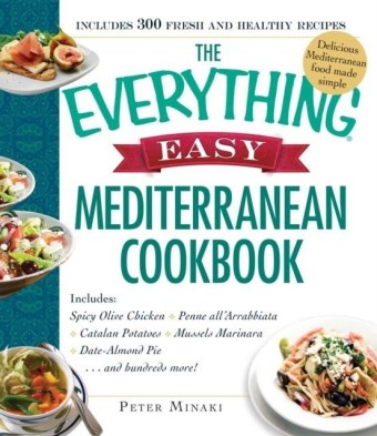 Everything Easy Mediterranean Cookbook