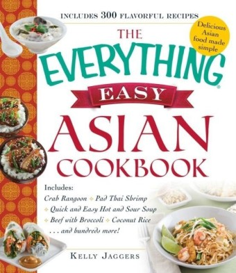 Everything Easy Asian Cookbook