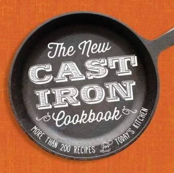 New Cast-Iron Cookbook