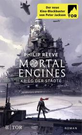 Mortal Engines - Krieg der Städte Cover